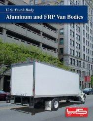 Aluminum & FRP - INTERCON Truck Equipment