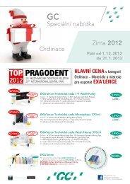 Ordinace Speciální nabídka Zima 2012