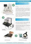 termékek az elektronikai ipar számára - InterElectronic Hungary - Page 5