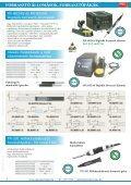 termékek az elektronikai ipar számára - InterElectronic Hungary - Page 6