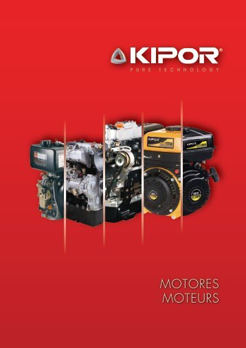 Catalogo profesional de motores - Interempresas