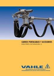 Carros portacables y accesorios para perfil de ... - Interempresas