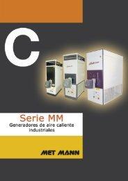 Generador de aire caliente industrial - Interempresas
