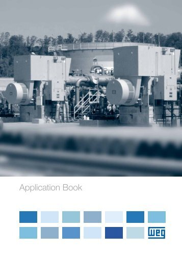 WEG- Application Book - Interempresas