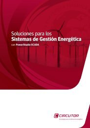 soluciones para los sistemas de gestión energética con ... - Circutor