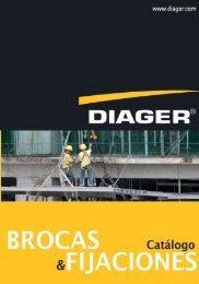 Diager - brocas y fijaciones 2012 - Interempresas