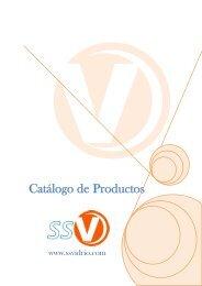 Catálogo de productos SSVidrio - Interempresas