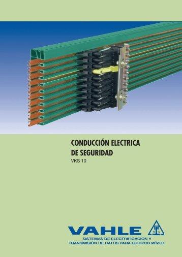 Conducción eléctrica de seguridad VKS 10 - Interempresas