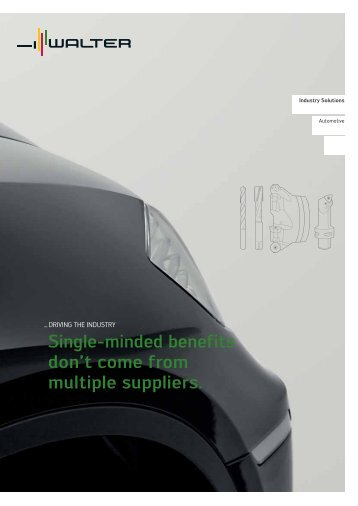 Industrial solutions for Automotive sector - Interempresas