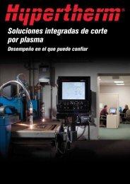 folleto Soluciones integradas de corte por plasma - Hypertherm