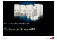 Portfolio de Drives ABB - Interempresas