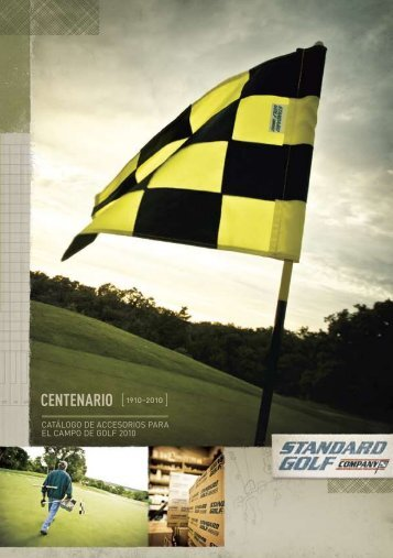 Catálogo Standard Golf - Interempresas