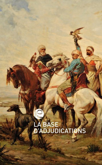 La base d'adjudications - Interencheres