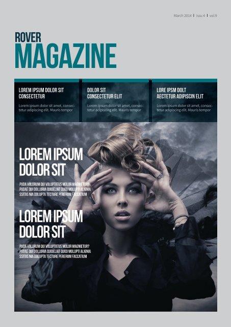 My Own Magazine