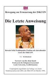 The Final Order-Deutsch.pdf - Interessantes AT