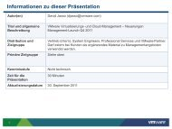 VMware Cloud Management Overview ... - interface:systems