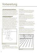 Verlegeanleitung für Teppichfliesen - bei Interface - Seite 2