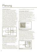 Verlegeanleitung für Teppichfliesen - bei Interface - Seite 4