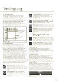 Verlegeanleitung für Teppichfliesen - bei Interface - Seite 5