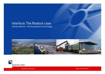 Interface: The Rostock case