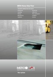 MERO Heavy Duty Floor - Interflooring