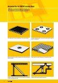 MERO Access Floor / Accessories - Interflooring - Page 2