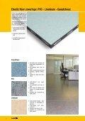 MERO access floor / Floor coverings - Interflooring - Page 2