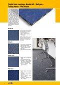 MERO access floor / Floor coverings - Interflooring - Page 4