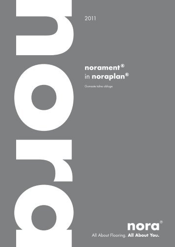 norament® in noraplan® - Interflooring
