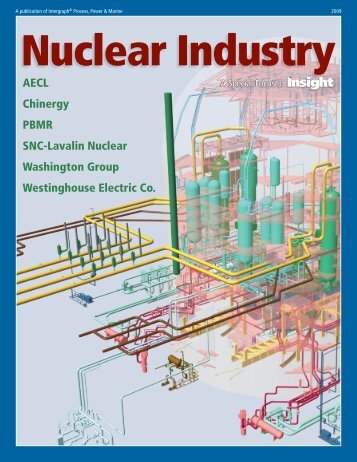 Read the Nuclear Industry Spotlight - Intergraph