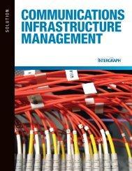 Communications Infrastructure Management - Intergraph