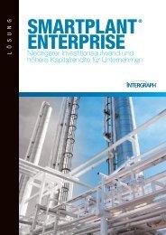 SmartPlant Enterprise Broschüre - Intergraph