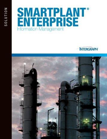 Information Management Brochure - Intergraph