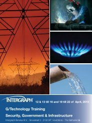 G/Technology Training - Intergraph