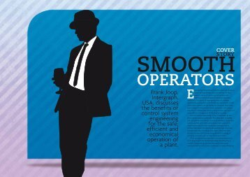 Smooth Operators - Intergraph