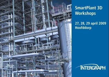 SmartPlant 3D Workshops - Intergraph