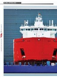 Power Shift: Global Shipbuilding Report - Intergraph