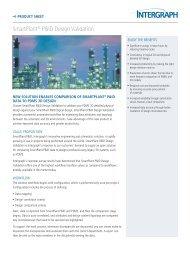 SmartPlant® P&ID Design Validation - Intergraph