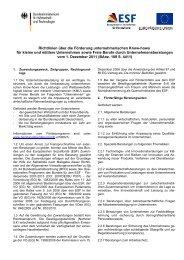 Förderung von Unternehmensberatungen - Interhoga