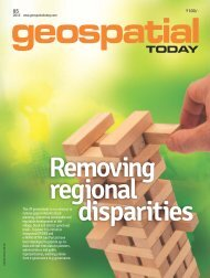 Geospatial data creation and management for land ... - Intergraph