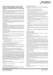 AGB Vereinbarung AirPlus Netzbetriebl - Interhoga
