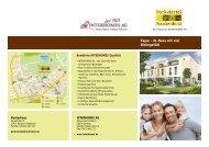 Fagus – XL-Haus mit viel Wohngefühl - Interhomes AG