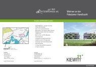 Wohnen an der Potsdamer Havelbucht - Interhomes AG
