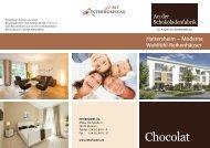 Chocolat - Interhomes AG