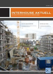 Interhouse Aktuell Ausgabe 02/2013