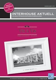 INTERHOUSE Aktuell 04/2013