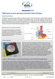 Read here the second TKM France Newsletter - Rolf Meyer GmbH