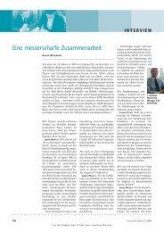 und Jerome Michaut (BTG). - Rolf Meyer GmbH