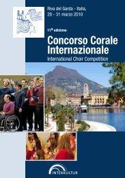 Concorso Corale Internazionale - interkultur.com
