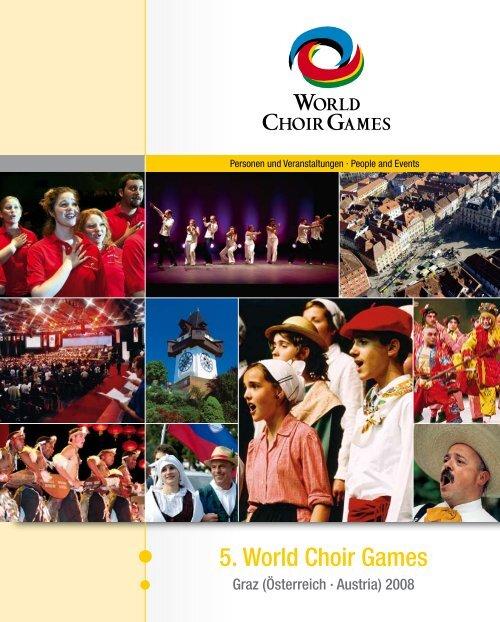 5. World Choir Games - interkultur.com